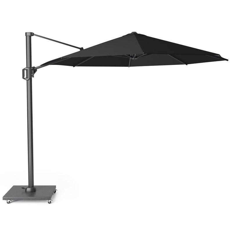 Зонт для сада и дачи черный Challenger T1