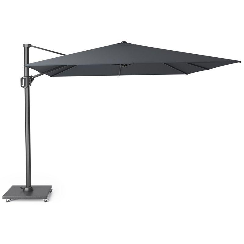 Зонт уличный цвета антрацит Challenger T1