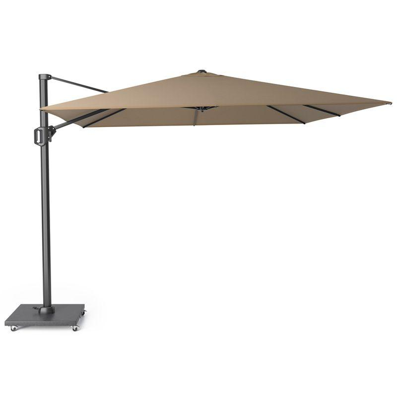 Зонт для сада и террасы цвета тауп Challenger T1