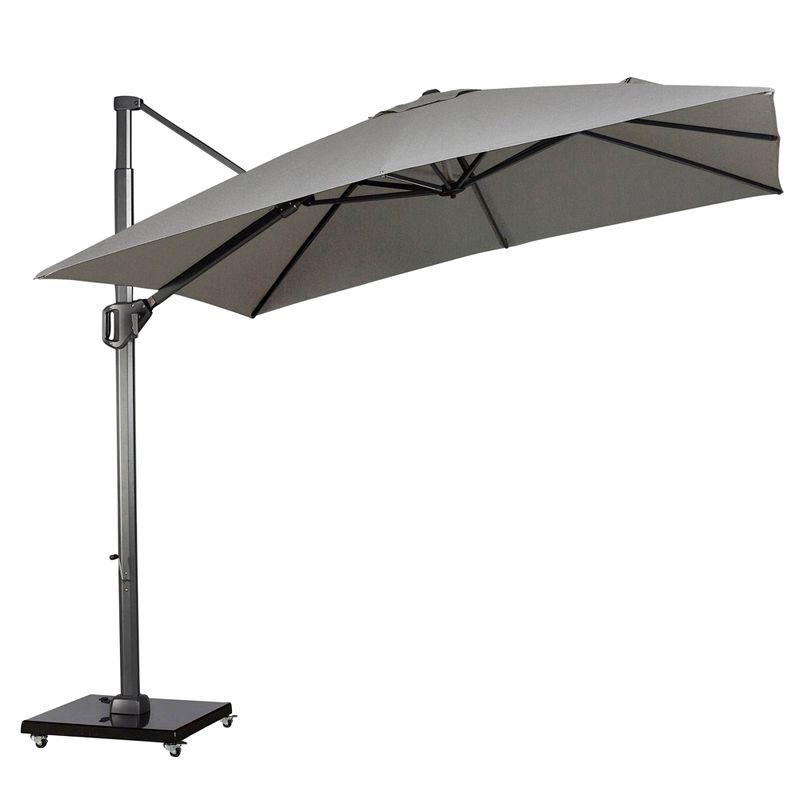Зонт для сада цвета Манхэттен Challenger T1 Telescope premium