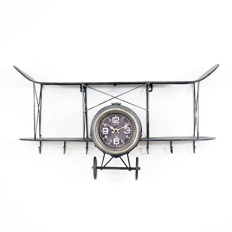 Часы-вешалка для одежды Louis Loft Clocks & Co
