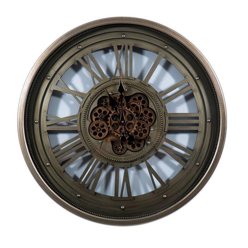 Часы с открытым механизмом Marinus Skeleton Clocks