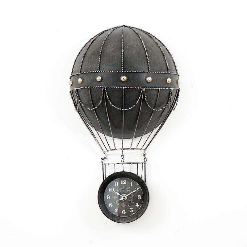Часы в виде воздушного шара Jacques Loft Clocks & Co