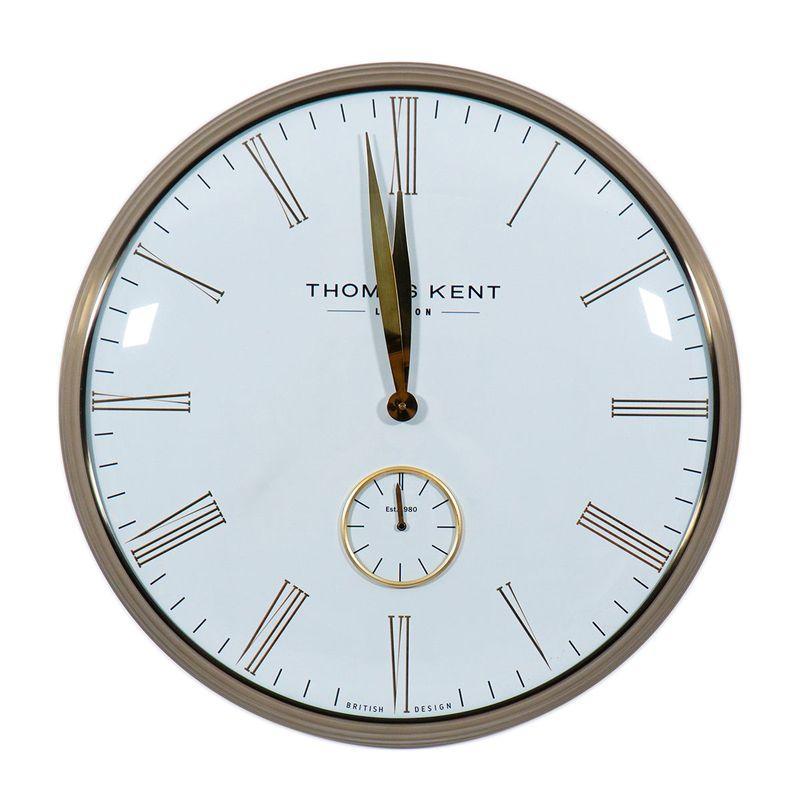Большие настенные часы Timekeeper Thomas Kent