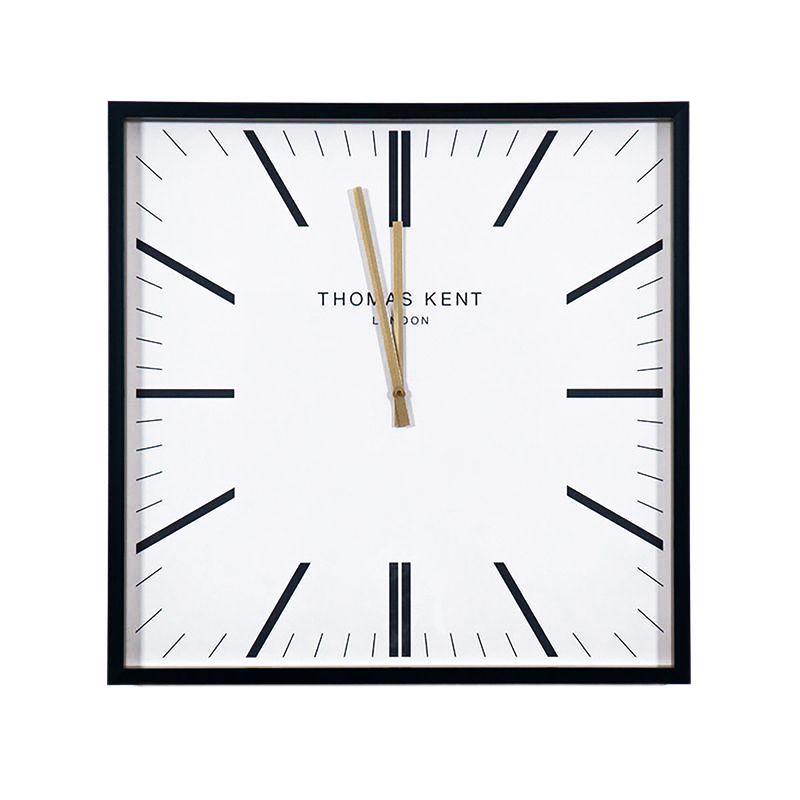 Часы большие настенные в современном стиле Smithfield Thomas Kent
