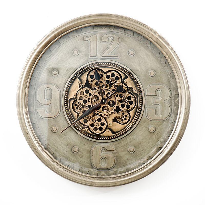 Часы стимпанк Jolijn Skeleton Clocks