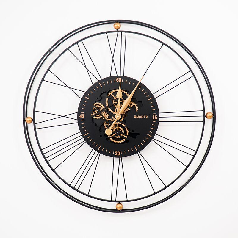 Настенные часы скелетоны Renske Skeleton Clocks