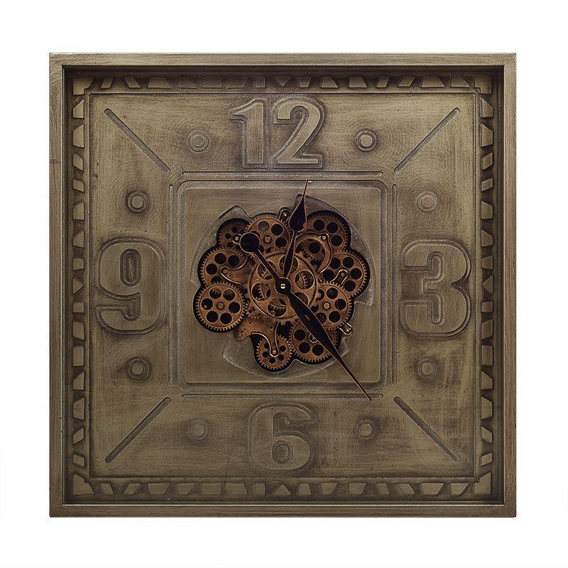 Часы с открытым механизмом Huntington Skeleton Clocks