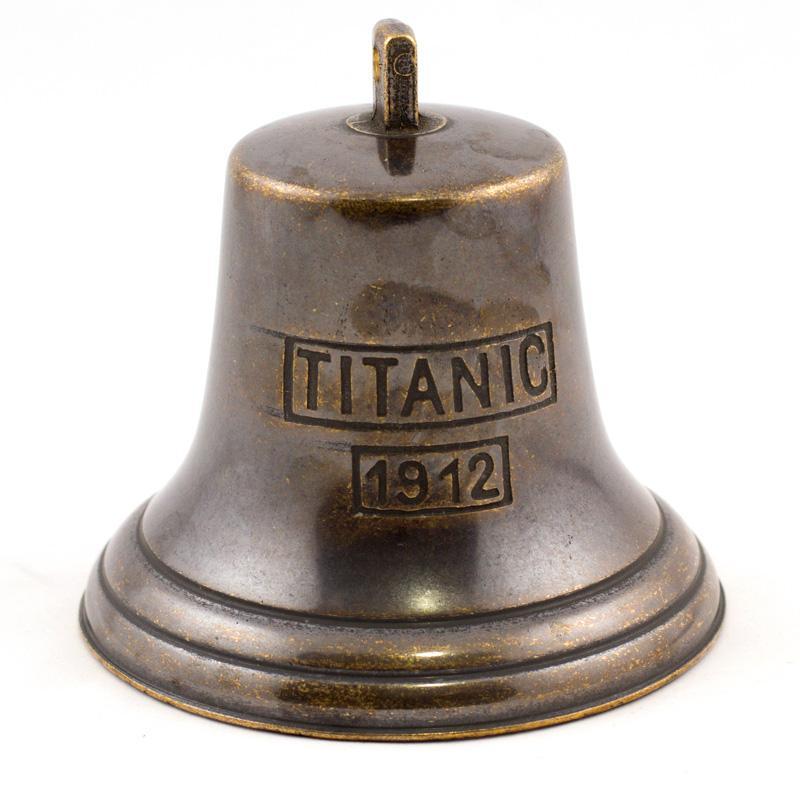 Рында из латуни TITANIC 1912