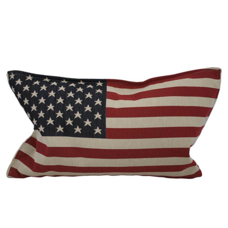 "Наволочка ""Американский флаг"""