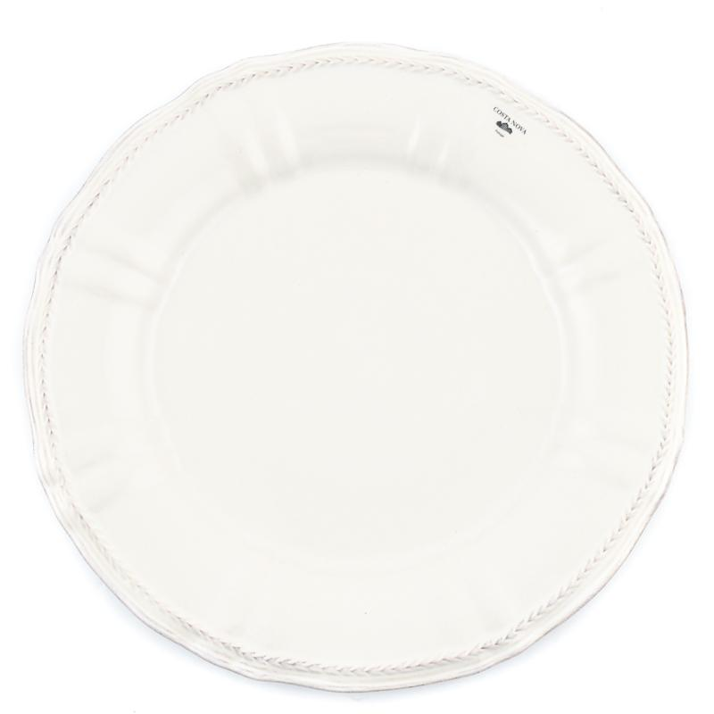 Подставная тарелка белая Village