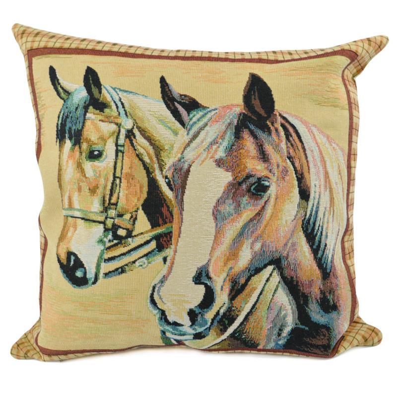 """Наволочка для подушки """"Лошади"""""""