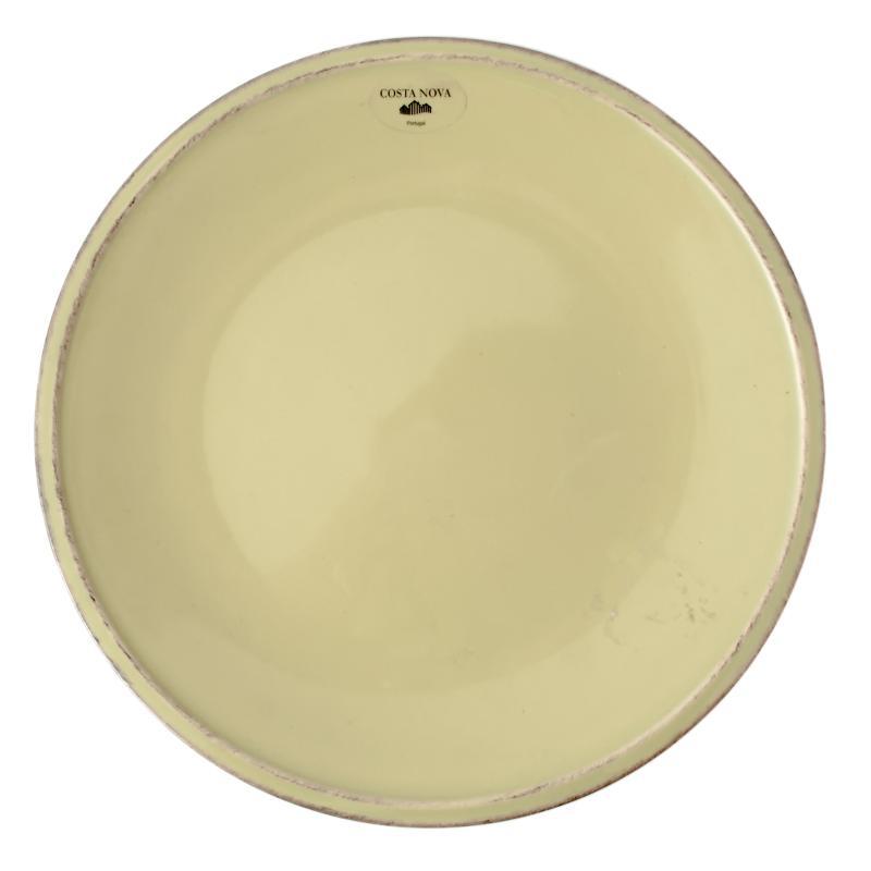 Тарелка мелкая зеленая Friso