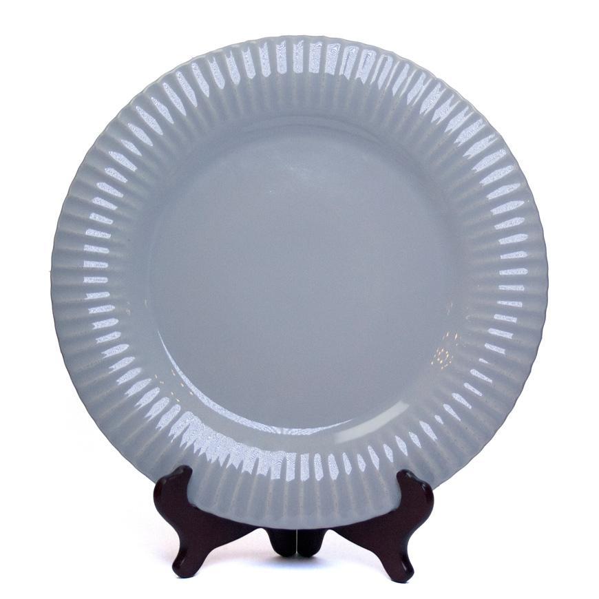 Подставная тарелка серая Village