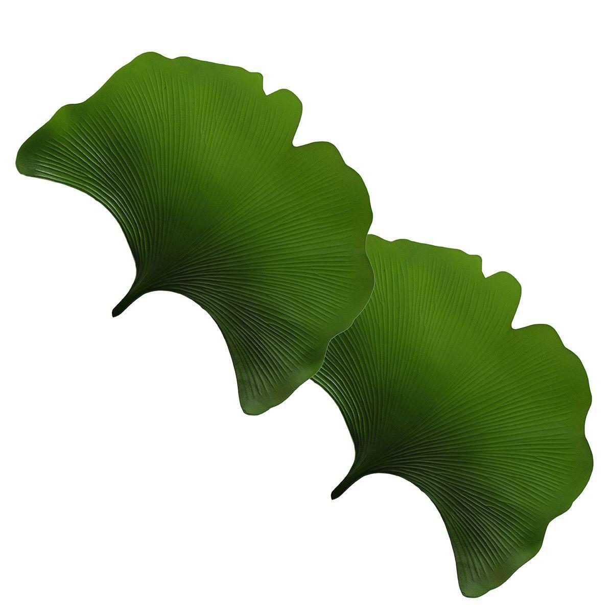 Подставки под посуду в форме листьев Гинкго Билоба