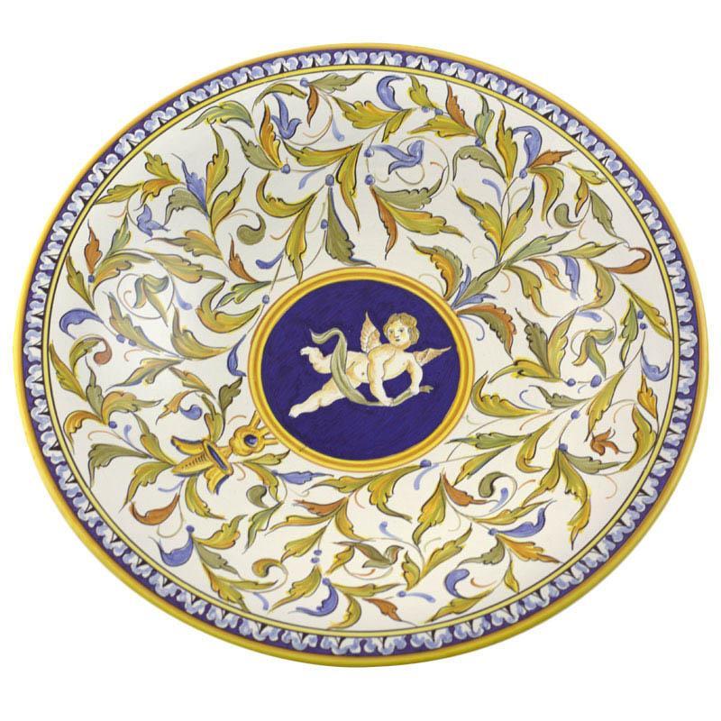 Тарелка декоративная Rinascimento