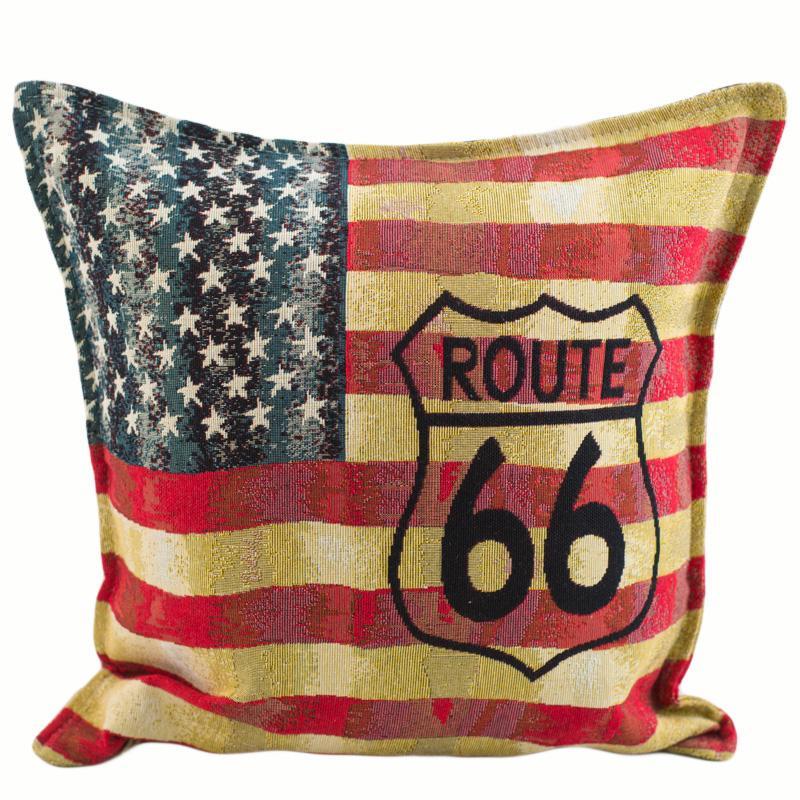 Наволочка Route 66