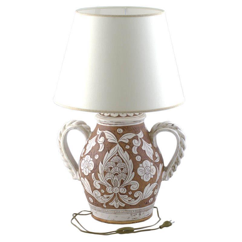 Лампа с ручками Scalfito