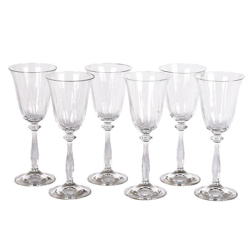 Набор из 6-ти изящных бокалов для вина Villa Grazia Premium
