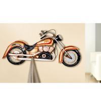 Вешалка настенная мотоцикл 3D