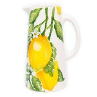 """Кувшин керамический """"Солнечный лимон"""""""