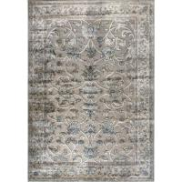 Ковер мягкий серый Farashe SL Carpet