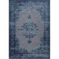 Ковер мягкий синий Farashe SL Carpet