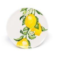 """Тарелка обеденная """"Солнечный лимон"""""""