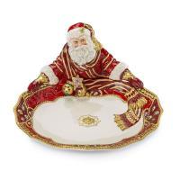 """Блюдо с Дедом Морозом """"Праздник ренессанса"""""""