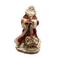 Статуэтка Дед Мороз с оленёнком