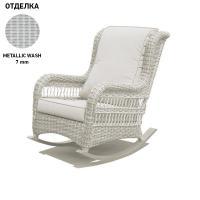 Кресло-качалка Ebony Metallic Wash