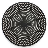 Подставная тарелка Galaxy с современным узором