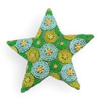 Игрушка на елку звезда