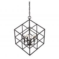 Шикарный подвесной светильник Halston 4