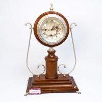 Часы деревянные настольные Capanni