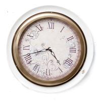 Часы старинные круглые