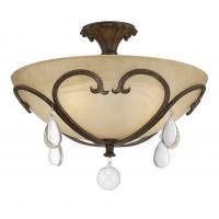 Красивый потолочный светильник Florence 3