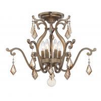 Хрустальный потолочный светильник Rothchild 6