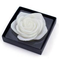 Свеча - роза