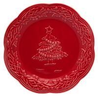 """Набор десертных тарелок """"Рождество"""""""