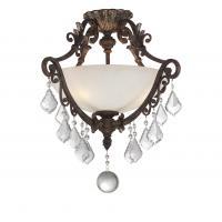Хрустальный потолочный светильник Elizabeth 3