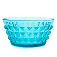 Пиала стеклянная бирюзовая Tiffany