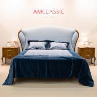 Двуспальная кровать ручной работы Florence