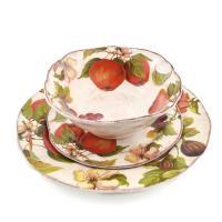 """Комплект тарелок """"Осенний ноктюрн"""""""