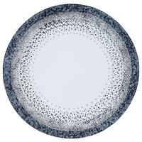Подставная тарелка Stella с градиентным узором