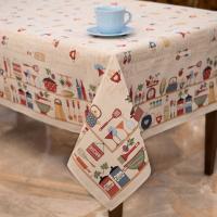 """Скатерть """"Кухонные мелочи"""" Villa Grazia Premium"""