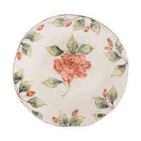 Тарелка для салата Розы