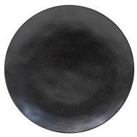 Тарелка подставная чёрная Riviera