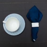 Салфетка синяя Ana