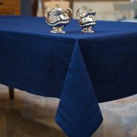 Скатерть синяя Ana